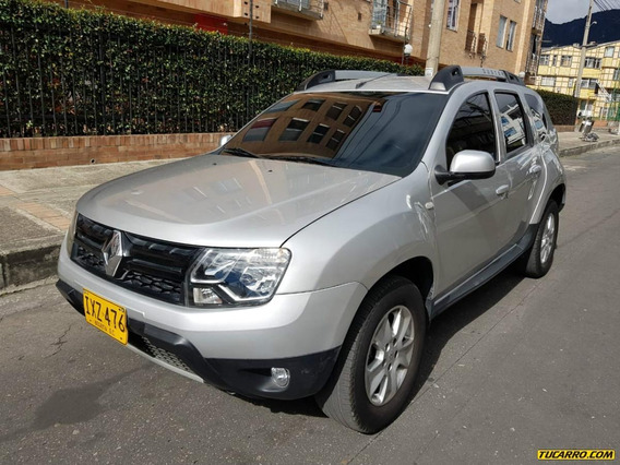 Renault Duster Dinamique M.t Full Equipo 4x2