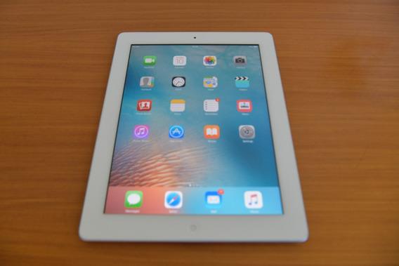 iPad 2, 64gb, Wifi + Celular, 2011, Borda Branca