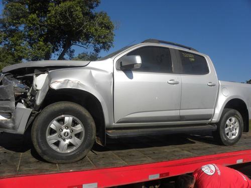 Sucata Chevrolet S10 2.8 2014 4x2 Automática 200cv