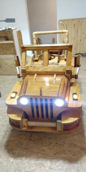 Jeep De Colección De Colección