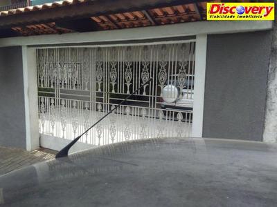 Casa Residencial À Venda, Vila Galvão, Guarulhos. - Ca0282