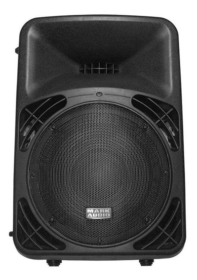 Caixa Amplificada Mark Audio 12 Polegadas 200w Mk1220a-bt
