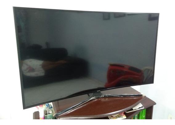 Tv Samsung 55 Tela Curva Un55ku6300g