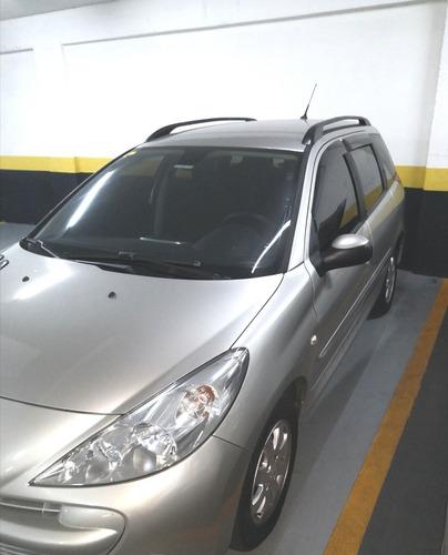 Peugeot 207 Sw 2012 1.4 Xr Sport Flex 5p