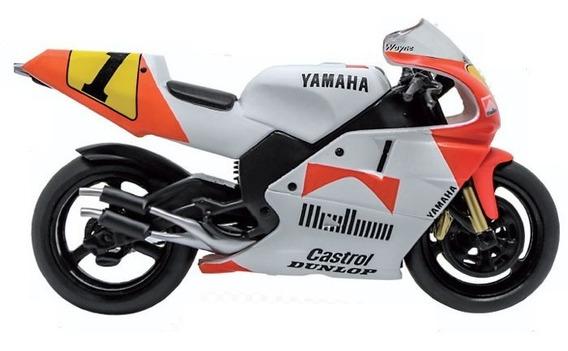 Motos De Competicion Gp Nº 04 Yamaha Yzr 500 W. Rainey