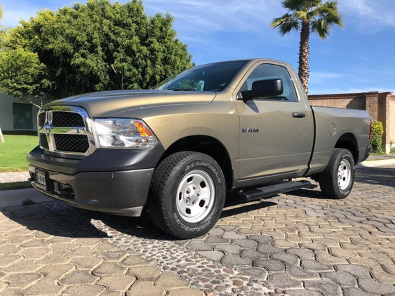 Dodge Ram 1500 V6 Impecable Navegador