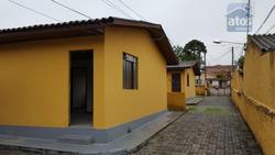 Casa Residencial Para Locação, Pinheirinho, Curitiba. - Codigo: Ca0221 - Ca0221
