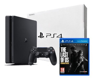 Consola Playstation 4 Bundle The Last Of Us - Adn Tienda