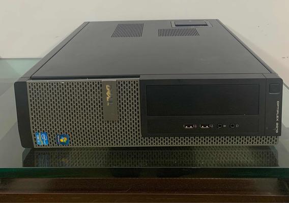Computador Core I3, 4gb De Memória E Hd 500gb