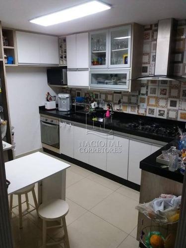 Imagem 1 de 30 de Cobertura À Venda, 184 M² Por R$ 565.000,00 - Parque Das Nações - Santo André/sp - Co5360