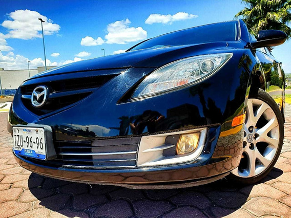 Mazda Mazda 6 2.5 I Grand Sport 6vel Piel Qc Mt 2009