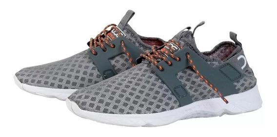 Zapatilla Shoe Hey Dude Mistral Grey