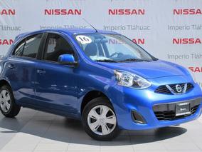 Nissan March 1.6 Sense At, Buenisismo, Tal Como Lo Quieres*