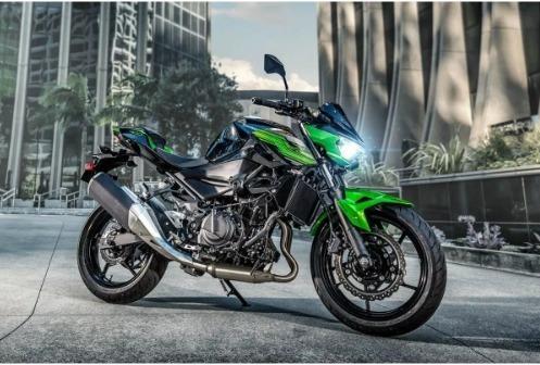 Z400 Kawasaki Naked 2020
