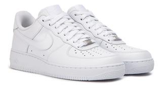 Tenis Nike Air Force 1 Triple White Originales En Caja