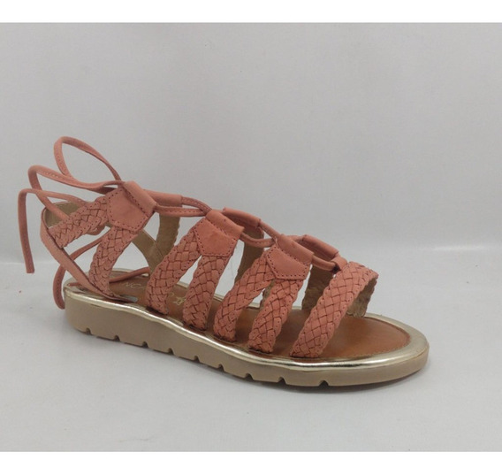 Sandalias Mujer Trenzada Gitana Baja Mekita Anca & Co Oferta