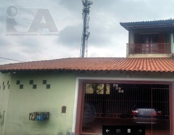 Casa Residencial Em Vila Júlia - Poá, Sp - 2447