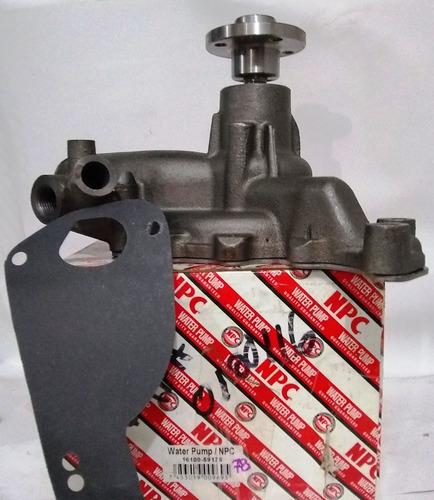 Bomba De Agua 14b Npc Dyna Sin Turbo Np 16100-59176