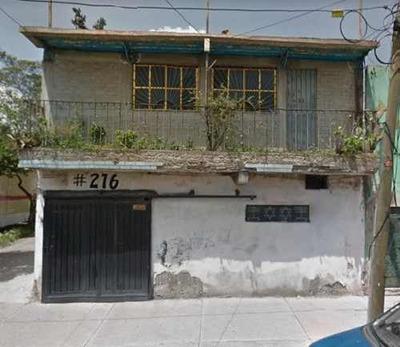 Remate Bancario Casa En Colonia Moctezuma