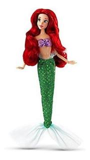 Disney Princesa Ariel Little Mermaid Classic 12 Muñeca
