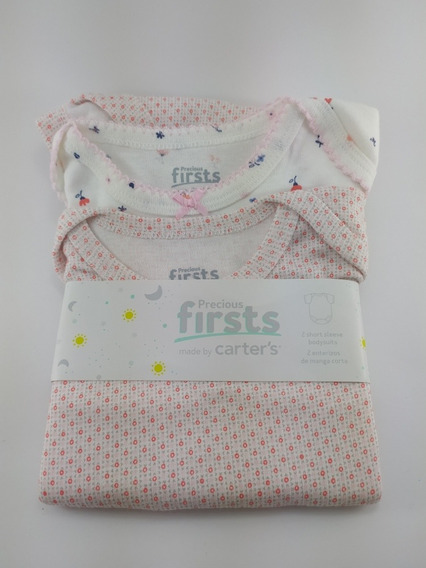 Set De Body Carters De Niña. Talla 12 Meses.