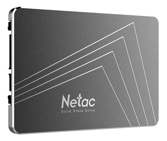 Hd Ssd Sata3 128gb 560mb/s Netac N600s