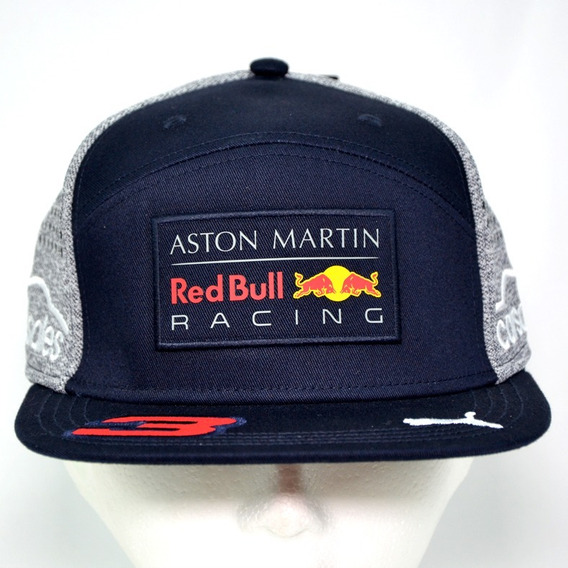 Red Bull Ricciardo Formula One 2018 Gorra 100% Original