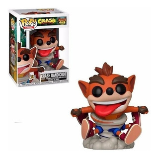 Funko Pop Crash Bandicoot Crash Bandicoot 532