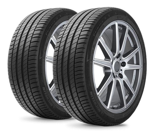 Imagen 1 de 12 de Kit X2 Neumáticos 205/45/17 Michelin Primacy 3 Zp Run Flat -