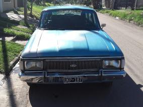 Ford Falcón Rural Lujo