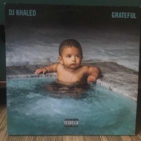Lp Dj Khaled - Grateful - Duplo Importado 2017