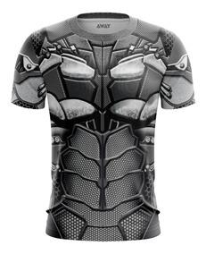 Camisa Camiseta 3d Batman, Dc, Liga Da Justiça
