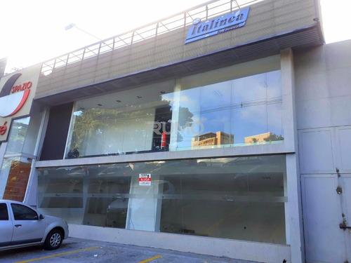Imagem 1 de 24 de Salão Para Aluguel Em Nova Campinas - Sl011858