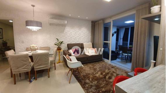 Apartamento Com 3 Dormitórios À Venda, 110 M² Por R$ 798.000,00 - Ideal - Novo Hamburgo/rs - Ap2703