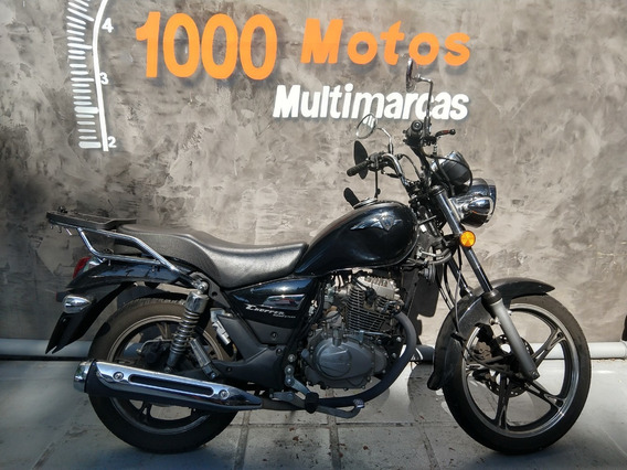 Haojue Chopper Road 150 2019 Otimo Estado Aceito Moto