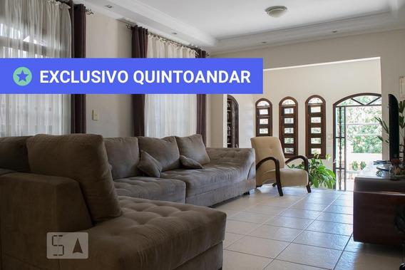 Casa Mobiliada Com 4 Dormitórios E 2 Garagens - Id: 892883662 - 183662