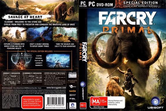 Far Cry Saga Completa Pc (midia Física)