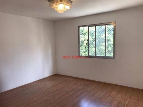 Imagem 1 de 15 de Apartamento Com 3 Dormitórios À Venda, 71 M² Por R$ 580.000,00 - Vila Mariana - São Paulo/sp - Ap10649