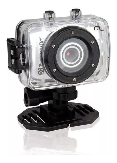 Câmera Filmadora À Prova D´água Bob Burnquist Dc180