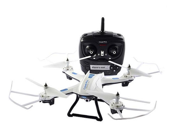 Drone Goal Pro H28 Avatar - Camera 2mp - 2.4ghz - Branco Pv