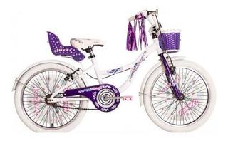 Bicicleta Raleigh R20 Jazzi Nena