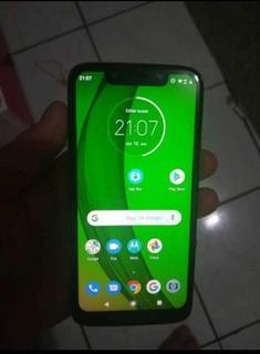 Moto G7 Play 32g Preto
