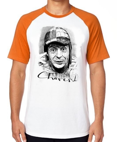 Camiseta Luxo Chaves Chespirito Chapolin Madruga Seu Barriga