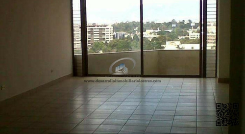 Apartamento En Alquiler Zona 10 Nivel Alto