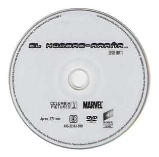 El Hombre Araña Pelicula Orginal Dvd Nueva Vdgmrs