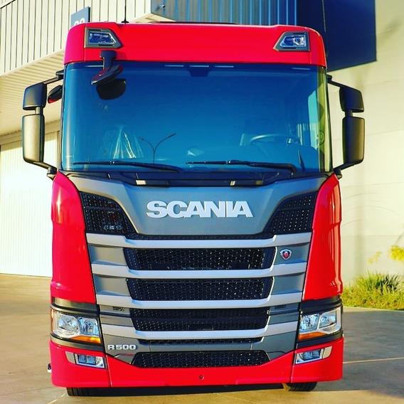 Scania R500 6x4 Completa 2019/19