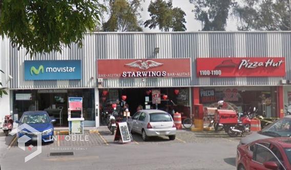 Local En Azcapotzalco, Av. Las Armas, Semi Acondicionado, Renta.