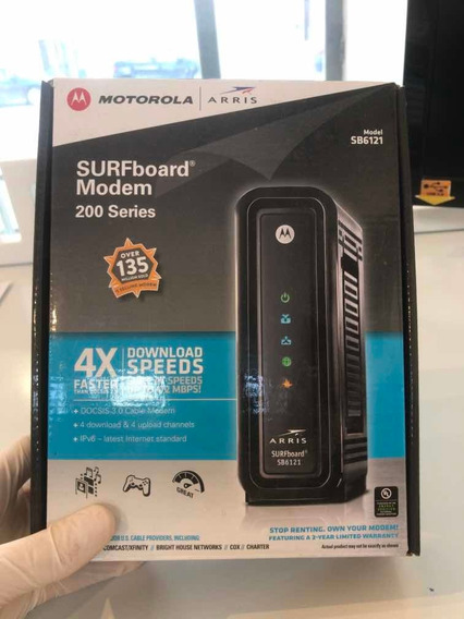 Modem Motorola Surfboard Sb6121