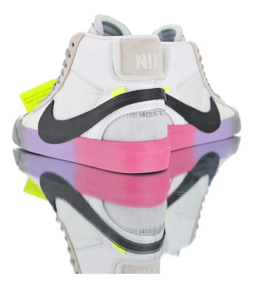 Off-white X Nike Blazer- 3 Opções