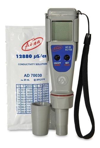 Medidor De Electroconductividad Ec - Adwa -